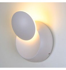 LED Wandlamp Design wit - Shadow