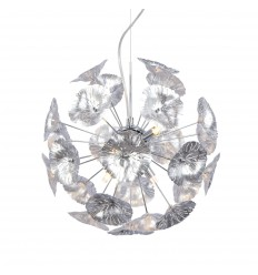 Silver winde hanglamp - Aion
