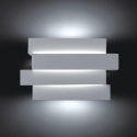 Wandlamp LED modern design Scala 6x1W
