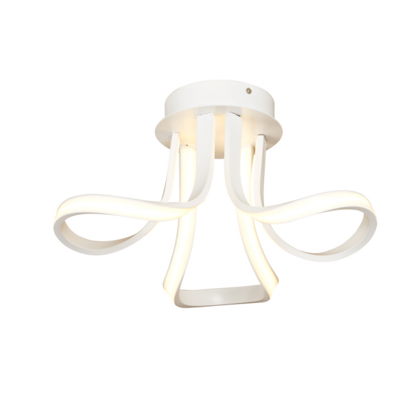 Witte LED Ceiling - Frizz